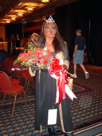 "Miss Klingon Empire 2003: ""Ma'Jon of the Clan IpaQ"""